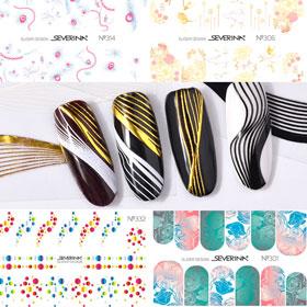 Слайдер-дизайн (наклейки для ногтей)