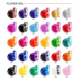Гель-лак Bluesky Flower Gel